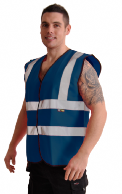 Corporate Wear Navy Vest